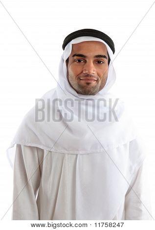Arab Middle Eastern Man
