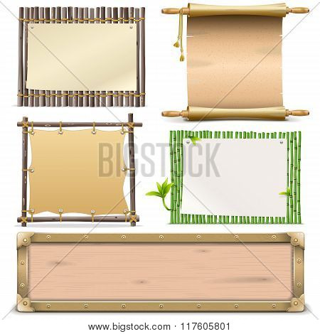Vector Boards Set
