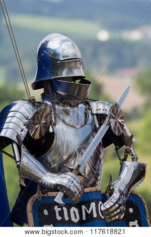 Real Knight's Armor
