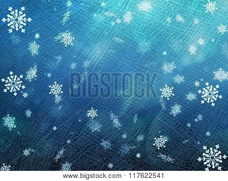 snow texture with a beautiful background