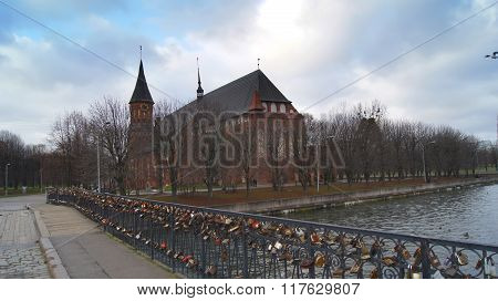 Cathedral in Kaliningrad