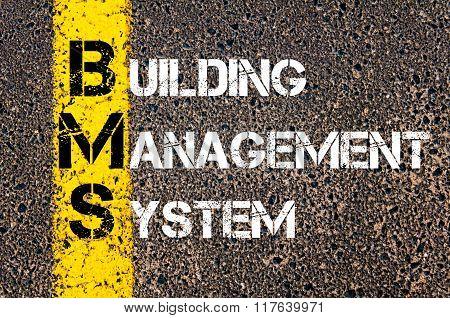 Business Acronym Bms Building Management System