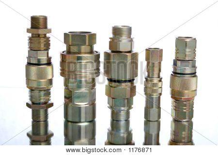 Amalgamations -Part Of Hydraulic Construction