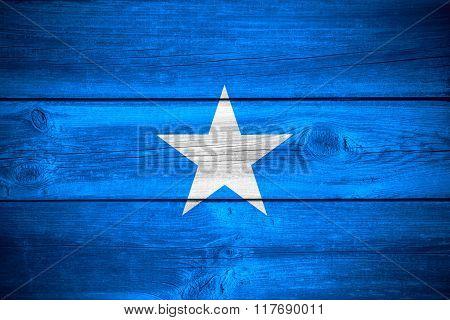 Somalian Flag