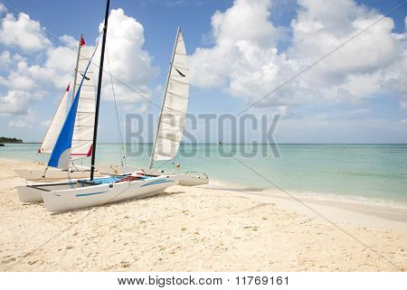 Hobie Catamaran Sailboats