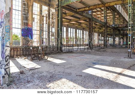 Vacancy: Old Power House
