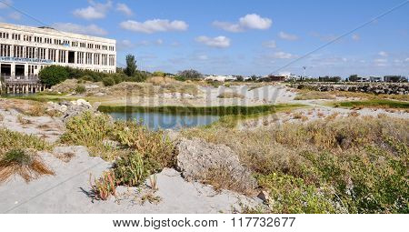 Old Power House: Cooling Pond