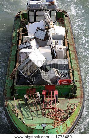 Sea Open Hopper Barge