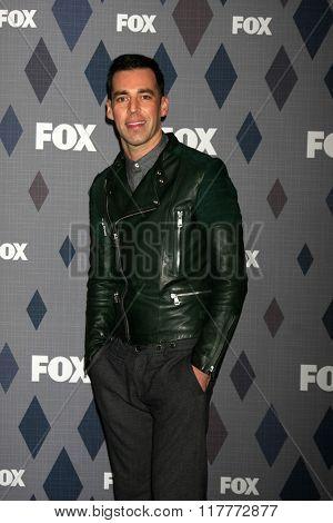 LOS ANGELES - JAN 15:  John Roberts at the FOX Winter TCA 2016 All-Star Party at the Langham Huntington Hotel on January 15, 2016 in Pasadena, CA
