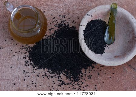 Nigella sativa and black cumin oil for lose weight