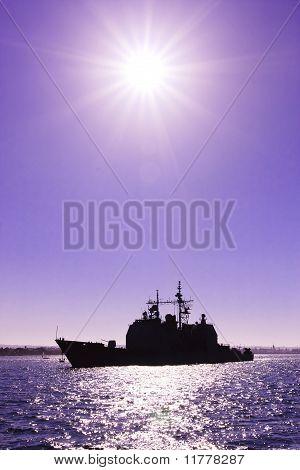 Us Navy War Ship