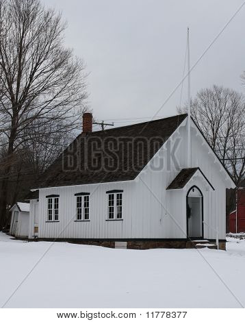 Early American School House