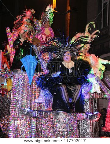 Carnival Participants Belgium
