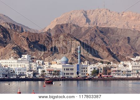 Muttrah, Sultanate Of Oman