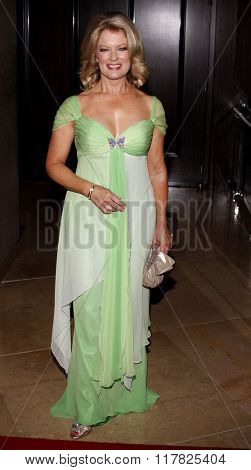 Mary Hart at the 2009 Noche De Ninos Gala held at the Beverly Hilton Hotel in Beverly Hills, USA on May 9, 2009.