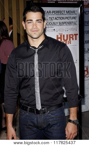 Jesse Metcalfe at the Los Angeles Premiere of