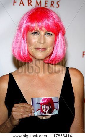 Jamie Lee Curtis at the 2009 Noche De Ninos Gala held at the Beverly Hilton Hotel in Beverly Hills, California, United States on May 9, 2009.