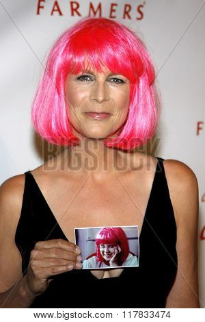 Jamie Lee Curtis at the 2009 Noche De Ninos Gala held at the Beverly Hilton Hotel in Beverly Hills, USA on May 9, 2009.