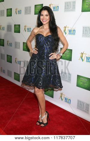 LOS ANGELES - FEB 10:  Joyce Giraud at the 17th Annual Women's Image Awards at the Royce Hall on February 10, 2016 in Westwood, CA