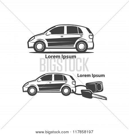 Rent Car Logo2