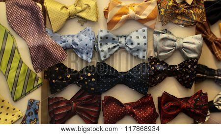 Different Bow Ties For Sale
