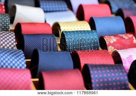 Collection Of Neckties For Sale