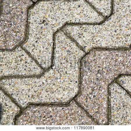 Brick In  Jerago   Varese Abstract   P