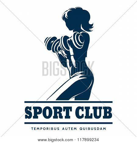 Athletic Sport Club Emblem