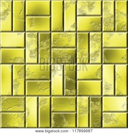 Golden Bricks - Background