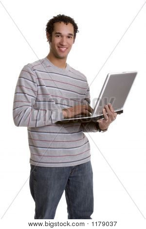 Laptop Man