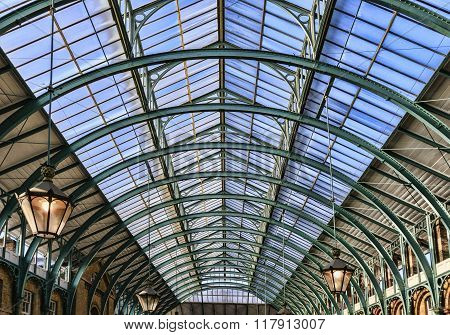 Covent Garden Market Architecture