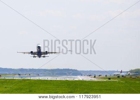 Departures And Arrivals