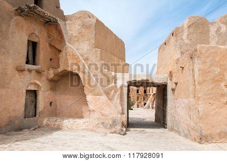 Tunisia Berber Granary