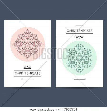 Universal Card Templates
