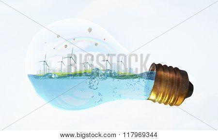 Alternative energy idea