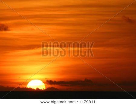 Cornered Sun