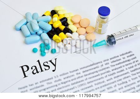 Palsy disease
