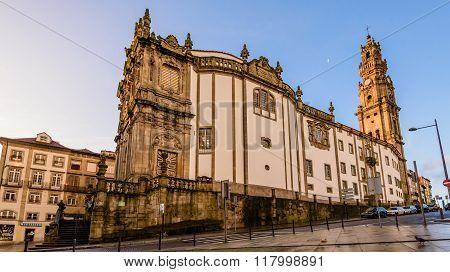 Baroque Church of the Clerigos