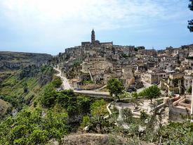 Sassi Matera Italy