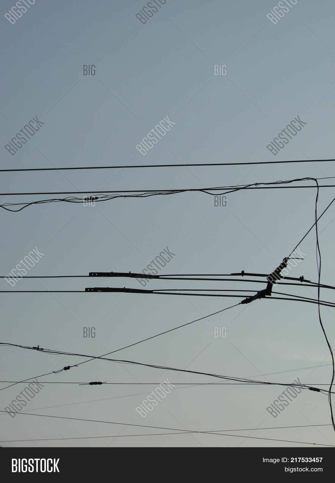 sky phone line wiring diagram wires pole blue sky image   photo  free trial  bigstock  wires pole blue sky image   photo