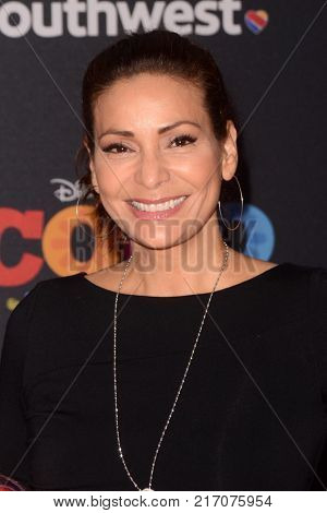 LOS ANGELES - NOV 8:  Constance Marie at the