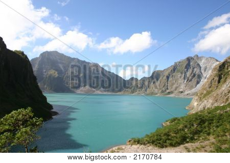 Pinatubo Volcano