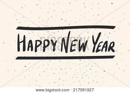 Happy New Year Vector & Photo (Free Trial) | Bigstock