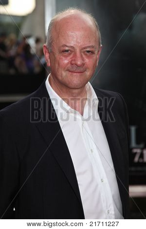 NEW YORK, NY - JULY 11: Producer David Barron attends the New York premiere of 'Harry Potter And The Deathly Hallows: Part 2' at Avery Fisher Hall, Lincoln Center on July 11, 2011 in New York City