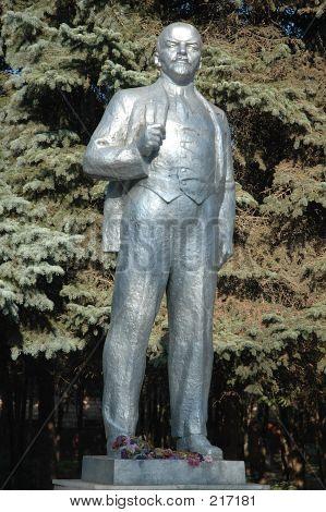 Monument Of V. I. Lenin