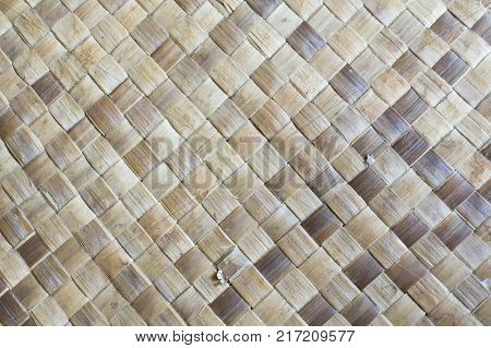 Mats Made Of Pandanus Leaves
