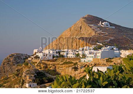 Folegandros Island Capital