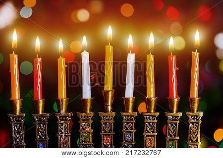 Hanukkah, the Jewish Festival of Lights Hanukkah Menorah