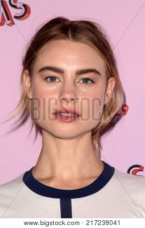 LOS ANGELES - DEC 6:  Lucy Fry at the 29Rooms West Coast Debut presented by Refinery29 at the ROW DTLA on December 6, 2017 in Los Angeles, CA
