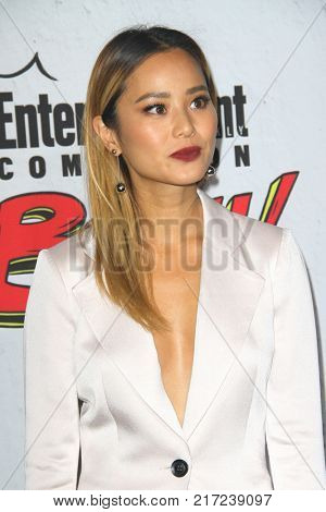 SAN DIEGO - July 22:  Jamie Chung at the Entertainment Weekly's Annual Comic-Con Party 2017 at the Float at Hard Rock Hotel San Diego on July 22, 2017 in San Diego, CA